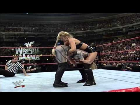 Wwf Sable Finishers video