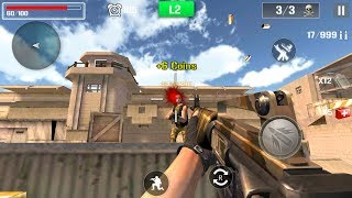 Anti Terrorism Shooter (by FIRE GAME) Android Gameplay [HD]
