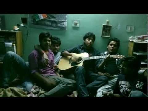 tumse milne ki tamanna n pahli baar mile hain...combo with guitar...