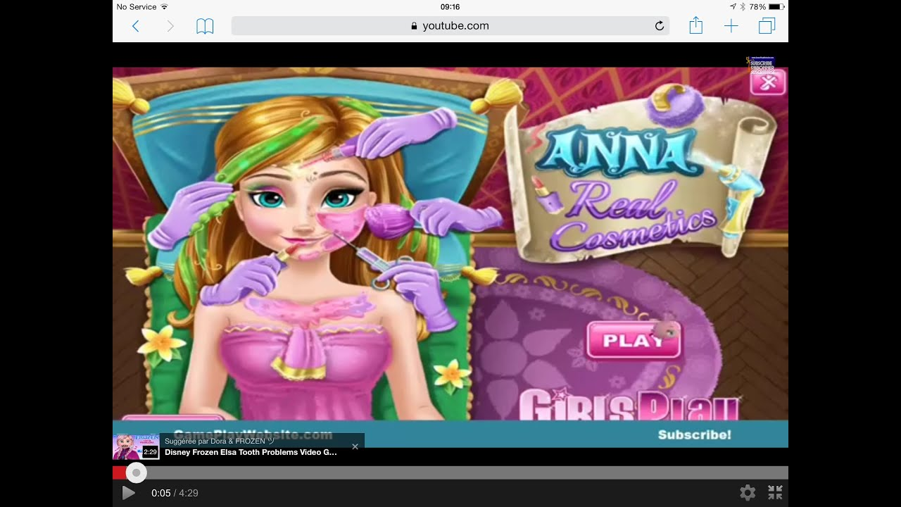 Game Girl Baby Games