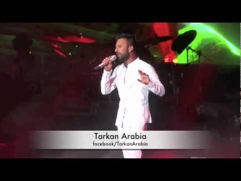 Tarkan -  Aşk Gitti Bizden ( Harbiye Concert 2012 ) ..