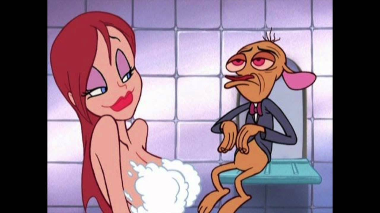 from Heath ren and stimpy gay video