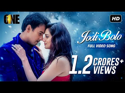 Jodi Bolo (যদি বলো) | One Movie Song | Yash | Nusrat | Birsa Dasgupta | Arijit Singh | Arindom | SVF