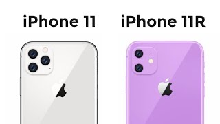 Why the iPhone 11 & 11R has ugly cameras!