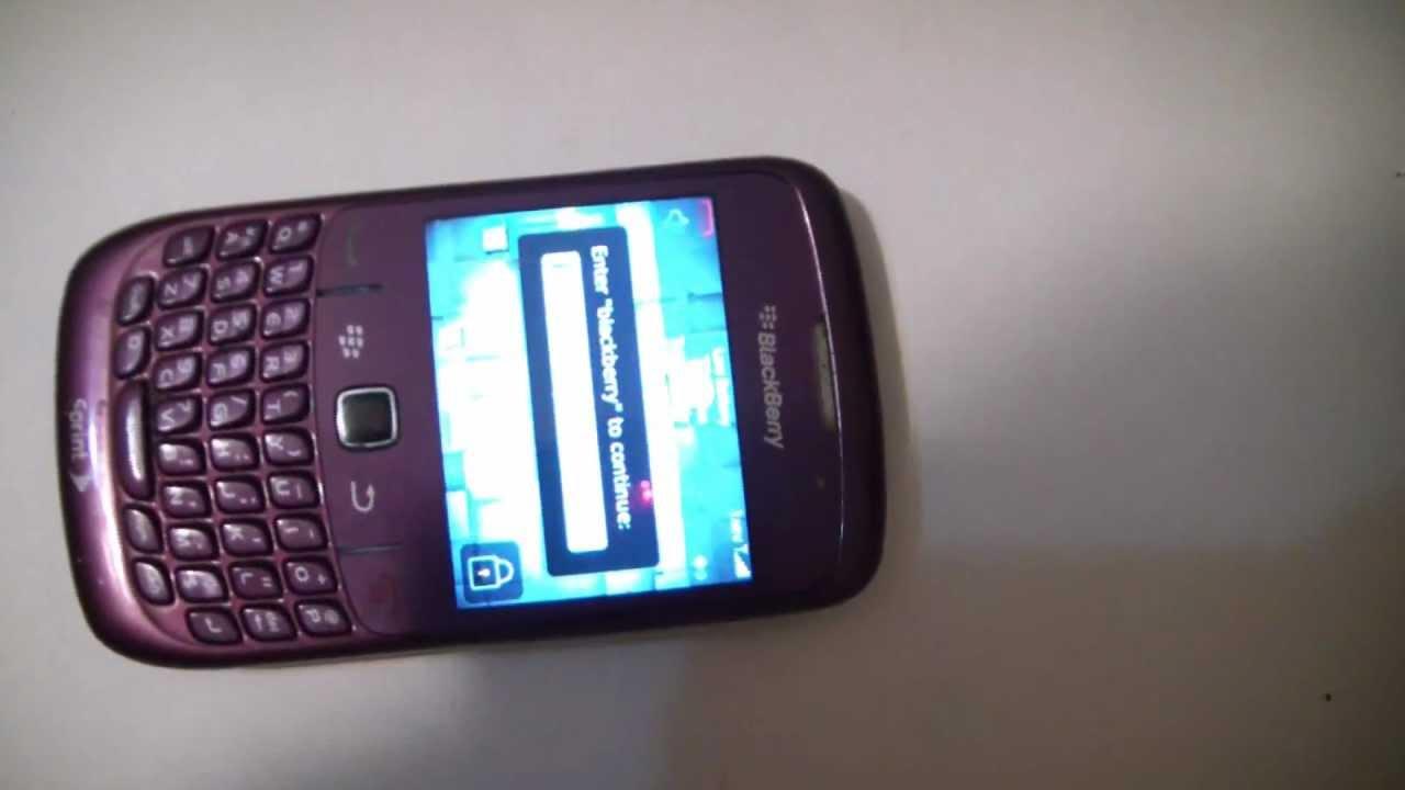 Blackberry Password Blackberry Password