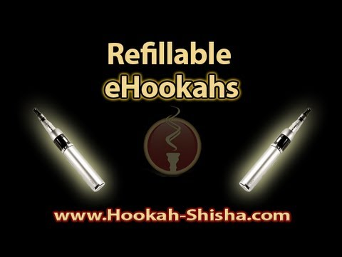 Refillable Hookah Pen Reviews from Tonic, Joy eVic, and eGo-T