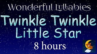 Twinkle Twinkle Little Star ??? 8 hours Mozart for Babies ??? Baby Music ??? Baby Lullaby