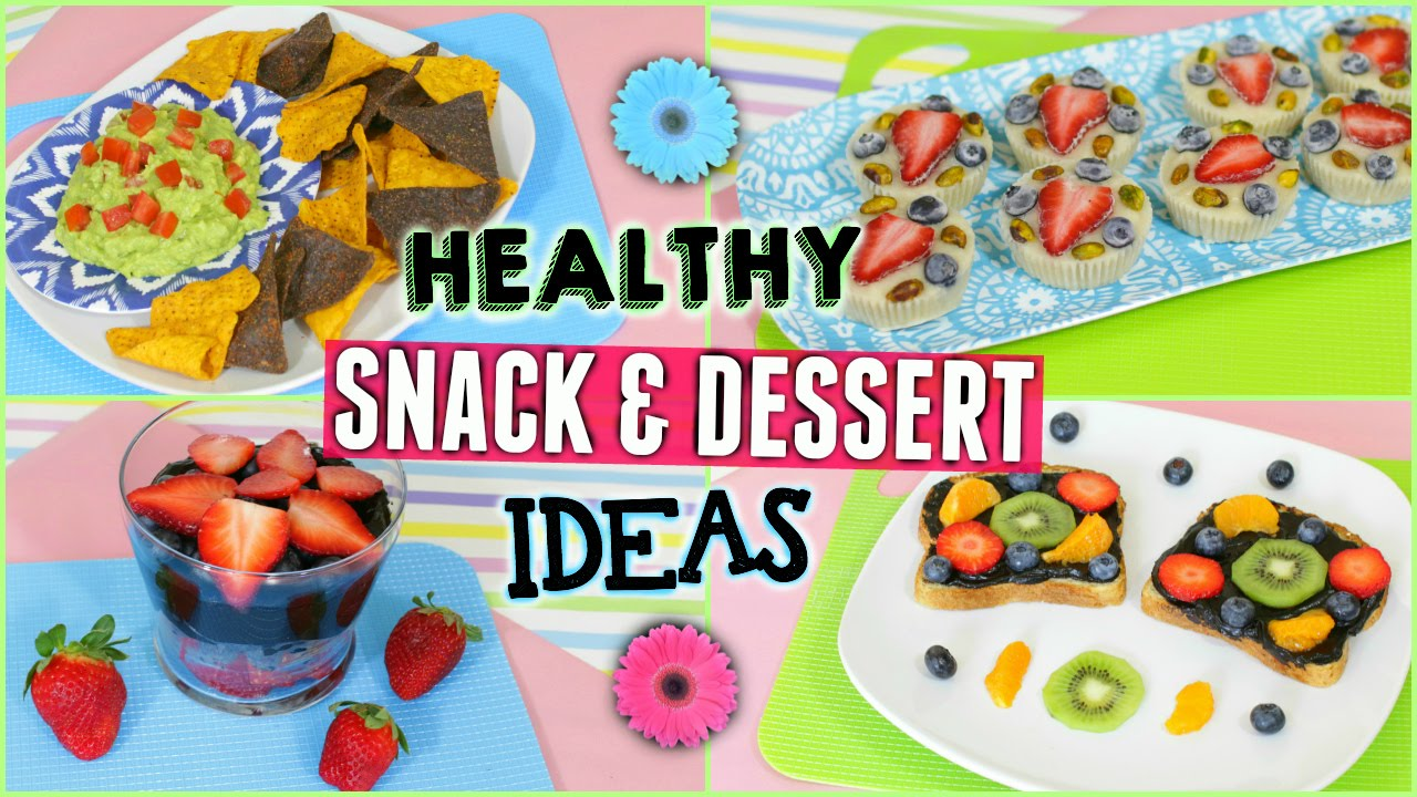 Fashionistalove22 Diy Healthy Snack amp Treat Ideas