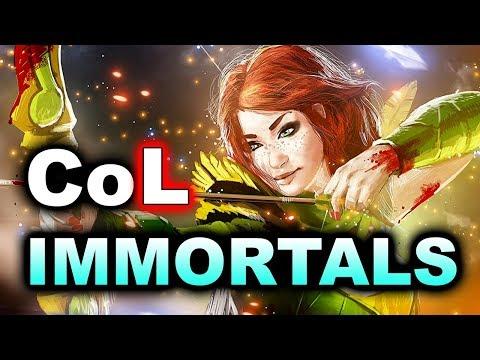 IMMORTALS vs CoL - North America FINAL - Captains Draft 4.0 DOTA 2