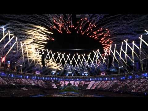 London 2012 Olympic Games: Opening Ceremonies