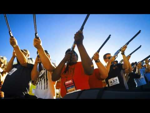 1000 Man Shoot Henry Repeating Arms World Record!!