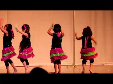 Prisha Icc Dance  Aayo Re Maro Dolna.mp4 video