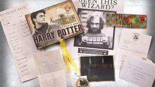 Harry Potter's Film Artefact Box Review