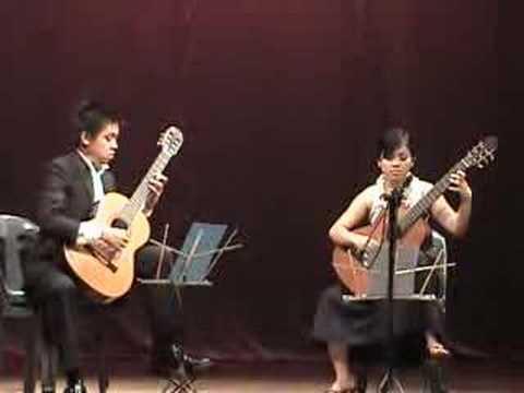 Ferdinando Carulli - - Duo in G, Op.34 No.2: 1st movt