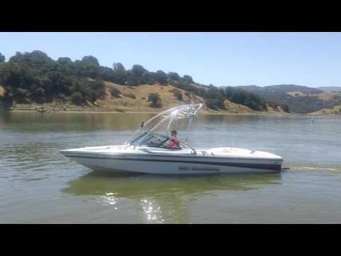 1997 Sanger V210 - Water Test