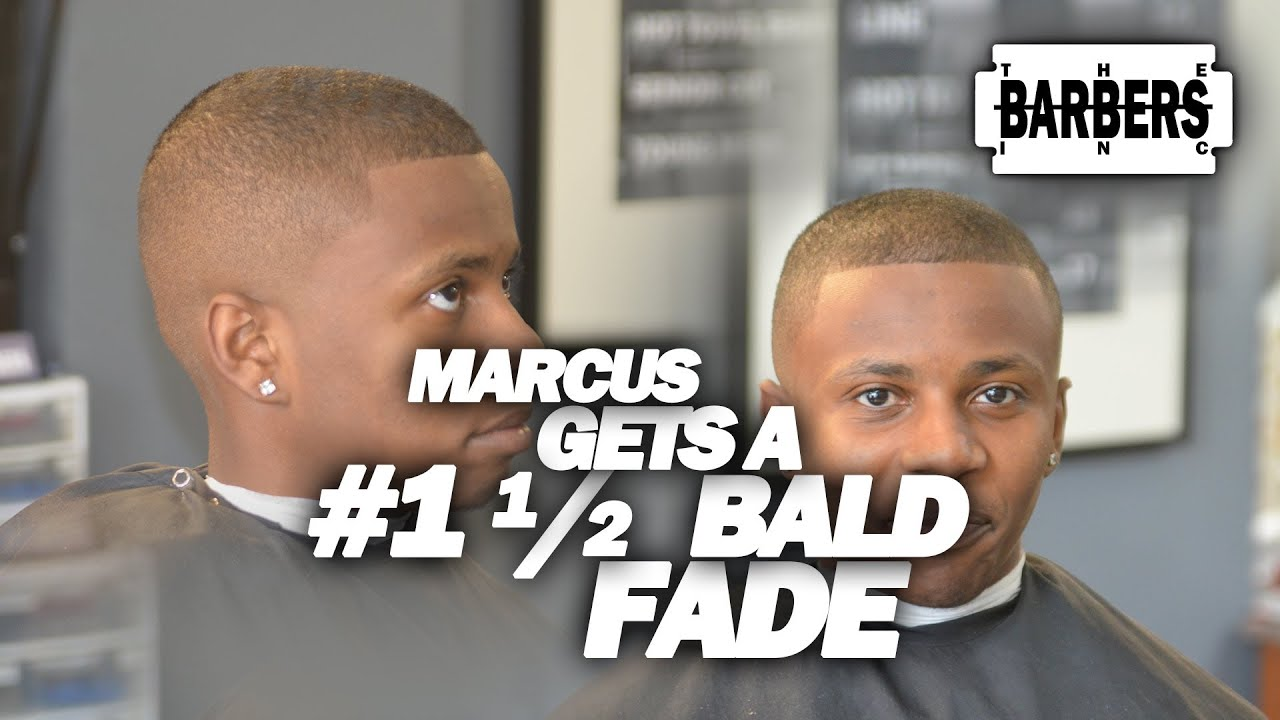 How To Bald Fade Ethnic Black African American Hair