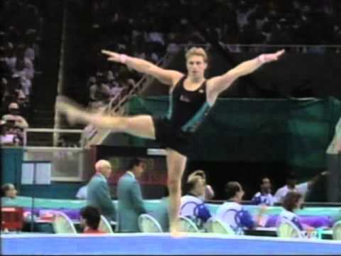 Vitaly Scherbo - 1996 Olympics AA - Floor Exercise