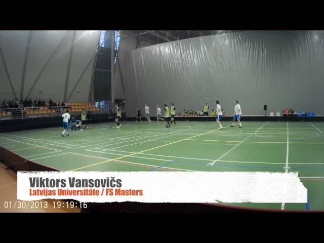 Latvijas Universitāte / FS Masters - SK Babīte