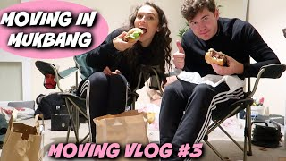 REALISTIC MOVING IN MUKBANG