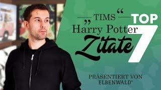 Harry Potter: Tims Top 7 Zitate aus den Büchern