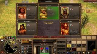 Age of Empires 3 Aztec Gameplay 3