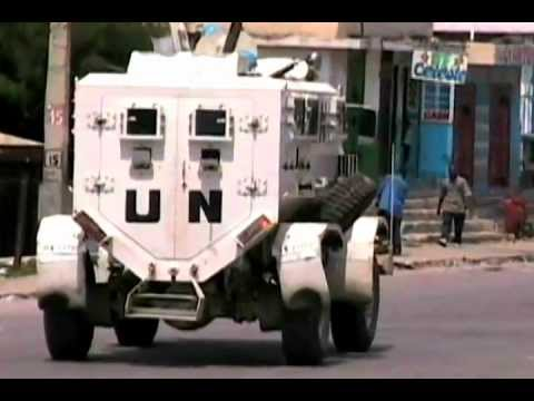 Haiti: We must kill the BANDITS - The Premise