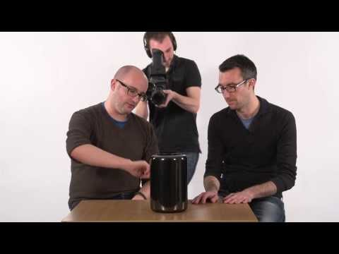 Mac Pro 2013: get closer with our unboxing and hands-on review
