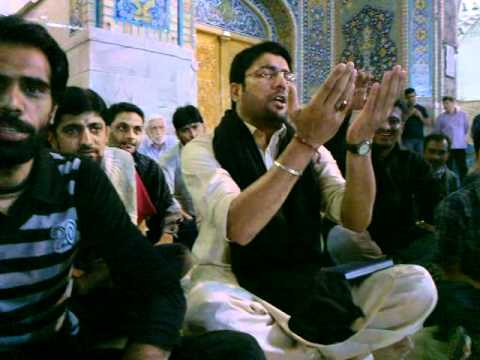 Mir Hassan Mir In Mashad Part 1 Of 4 video