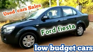Ford Fiesta Second hand car sales in nagarkoil|tamil24/7