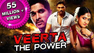 Veerta The Power (Parugu) Hindi Dubbed Full Movie | Allu Arjun, Sheela Kaur, Prakash Raj