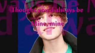 Justin Bieber ft. Ludacris - Baby Official Karaoke (Studio Backup Vocals).flv