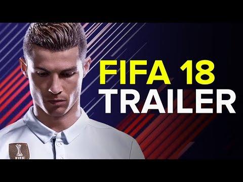 FIFA 18 - OFFICIAL TRAILER - CRISTIANO RONALDO