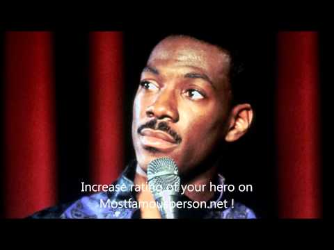 Eddie Murphy Most Famous Person Awards