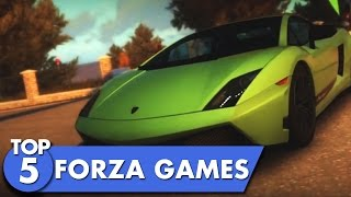 Top 5 Forza Games