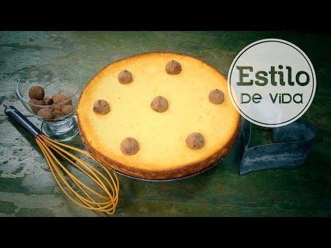 Tarta de requesón | Fácil y rápida | Receta de la abuela
