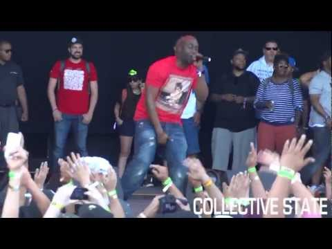 De La Soul Performs 'Rock Co. Kane Flow' at Paid Dues 2013 | HD