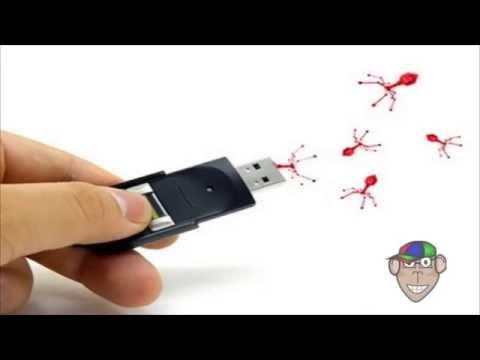 Como Eliminar Virus de Accesos Directos (Crear antivirus)