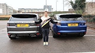 Did I Buy The WRONG Range Rover SVR?
