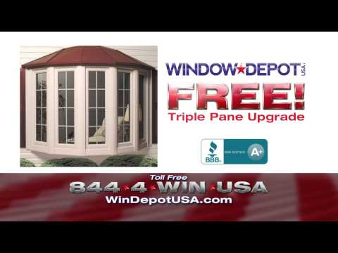Replacement Windows Green Bay WI | 920-591-0876 | Window Depot of Northeast Wisconsin