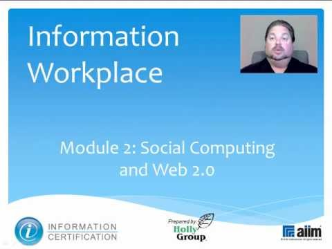 Social Computing and Web 2.0