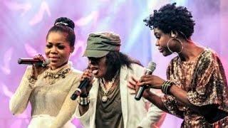 Mzbel & Akosua Agyepong - Performance @ Becca Girl 2014 |
