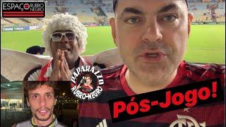 Pós-Jogo: Fluminense 0x0 Flamengo! Campeonato Brasileiro 2019! Rodrigo Caio e outras entrevistas!