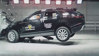 2018 Range Rover Velar - Crash Test