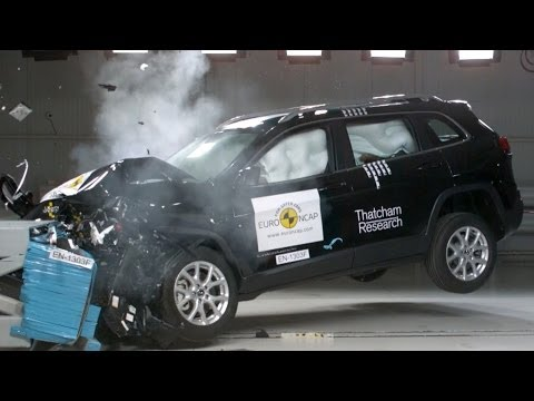 CRASH TEST 2014 Jeep Cherokee