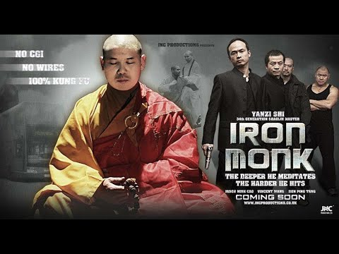 Iron Monk trailer 2014