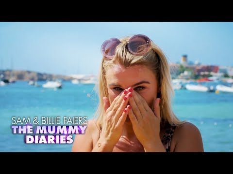 Nelly's Message Leaves Billie in Tears | The Mummy Diaries
