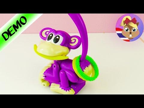 รีวิวของเล่น โปโป้ เจ้าลิงน้อยส่ายก้น เกมโยนห่วง เล่นกับใครก็สนุก!