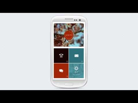 Themer: Launcher, HD Wallpaper APK Cover