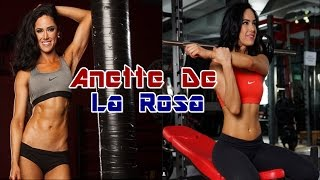Anette De La Rosa - Fitness Model /  Butt Sculpting Exercises