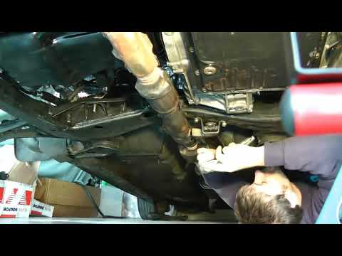 Part 10 (of 10) Engine Installation - Rebuild 1994 Toyota Camry Engine & Transmission 5SFE & A140E
